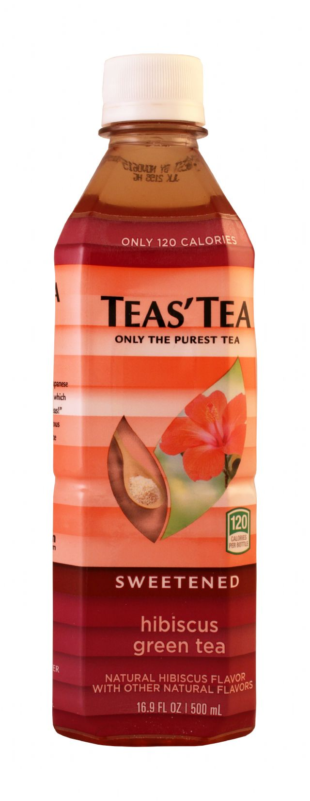 Teas' Tea: TeasTea Hibiscu Front