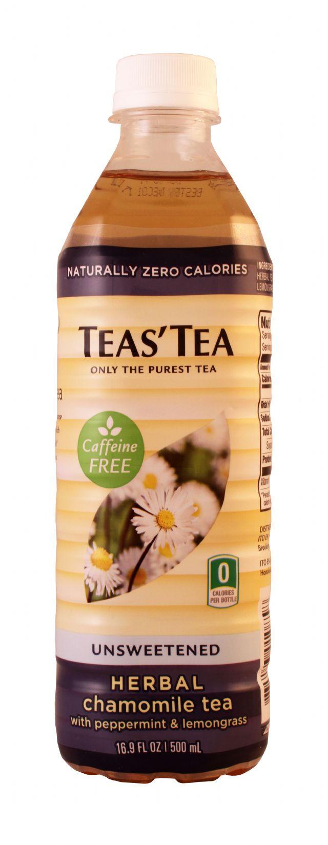 Teas' Tea: TeasTea Chamomile Front
