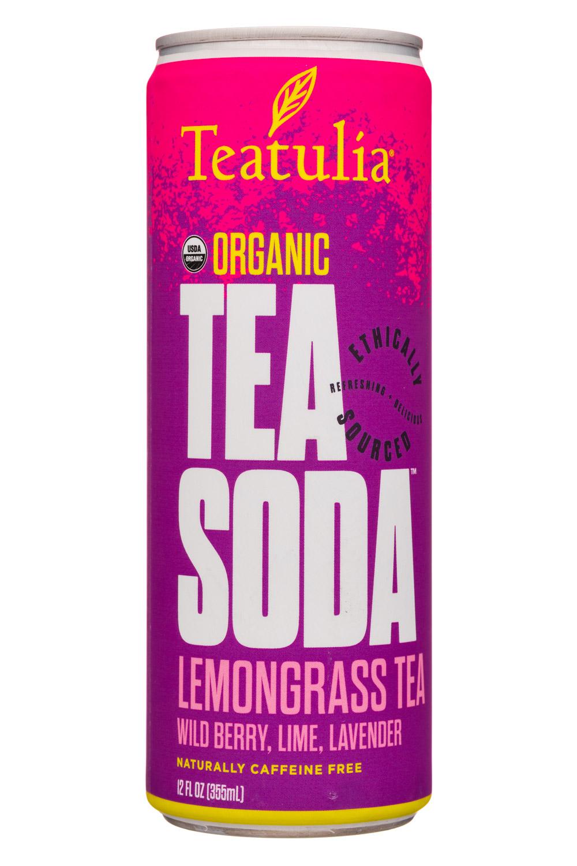 Lemongrass Tea + Wild Berry + Lime + Lavender
