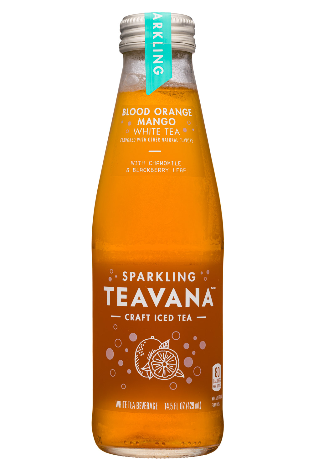 Sparkling Mango White Tea