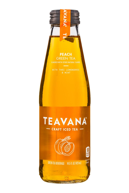 Teavana: Teavana-IcedTea-14oz-Peach-Front