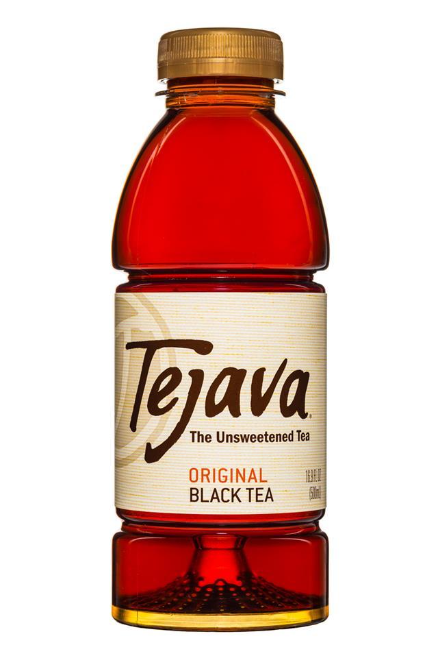 Tejava: Tejava-UnsweetTea-Original-BlackTea-Front
