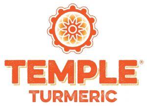 Temple Turmeric Raw Vinegar Drink