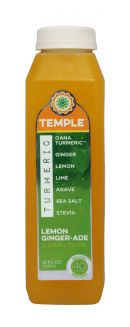 Temple Turmeric Super Lights: Temple LemonGing Front