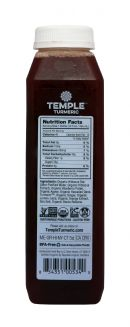 Temple Turmeric Super Lights: Temple HibBerry Facts