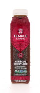 Temple Turmeric Super Lights: Temple HibBerry Front