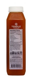 Temple Turmeric Super Lights: Temple StrawLem Facts
