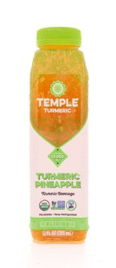 Turmeric Pineapple Elixir