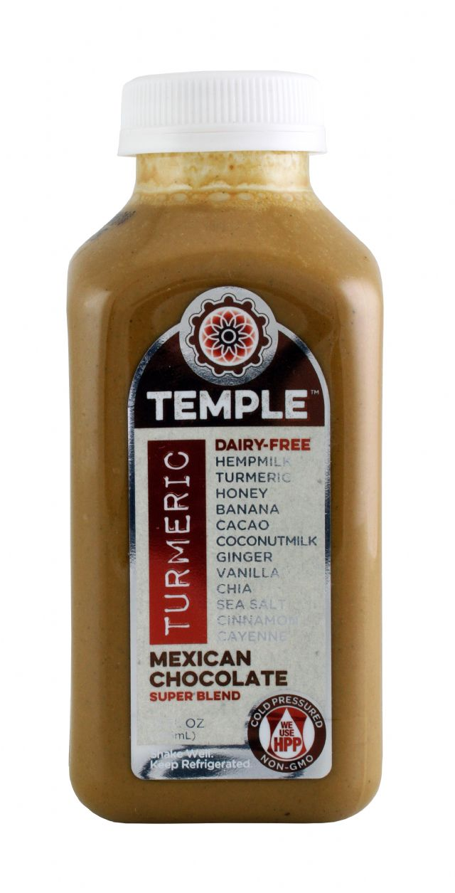 Temple Turmeric: TumericTemple Mexican Front
