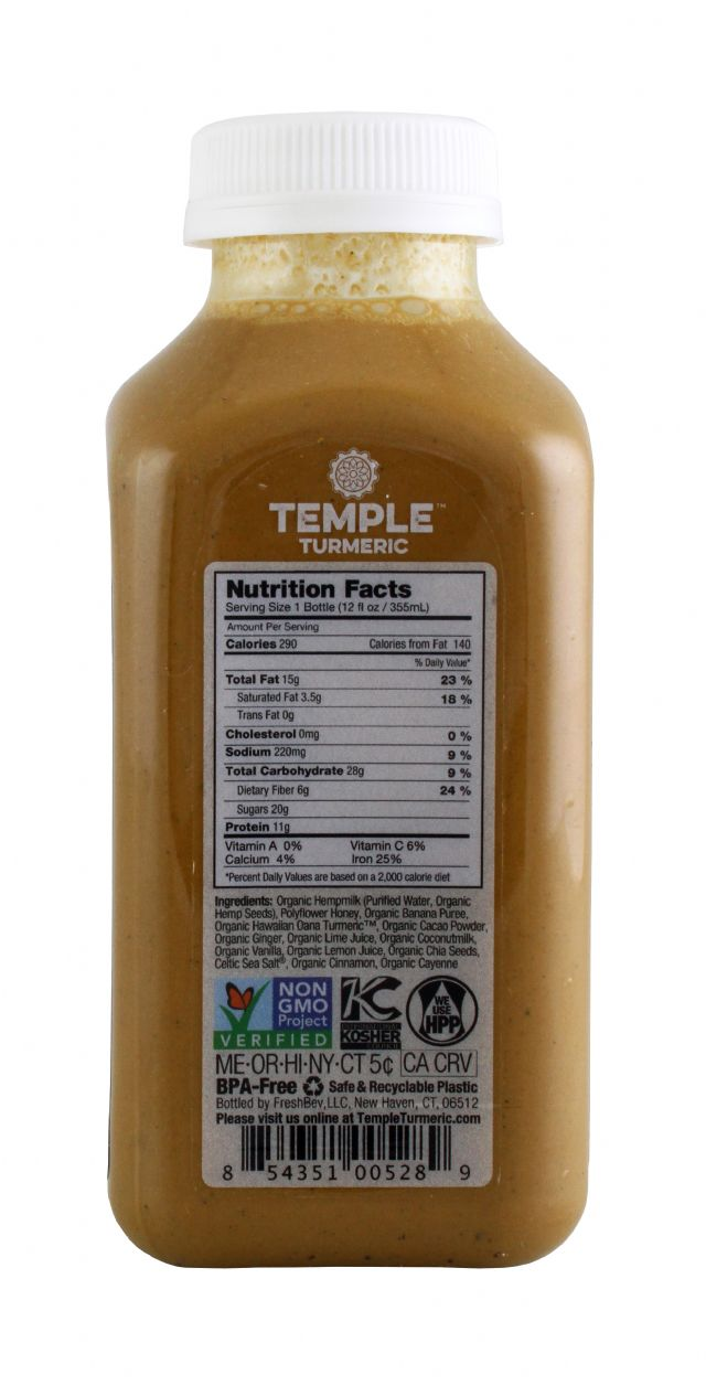 Temple Turmeric: TumericTemple Mexican Facts