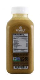 Temple Turmeric: TumericTemple BulletBrew Facts