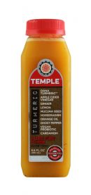 Temple Turmeric: Temple FireCider Front