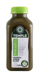Temple Turmeric: TumericTemple MineralGreen Front