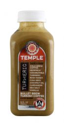 Temple Turmeric: TumericTemple BulletBrew Front