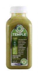 Temple Turmeric: TumericTemple MatchaLatte Front