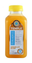 Temple Turmeric: TumericTemple Ginger Front