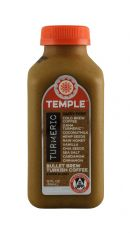 Temple Turmeric: Temple BulletBrew Front