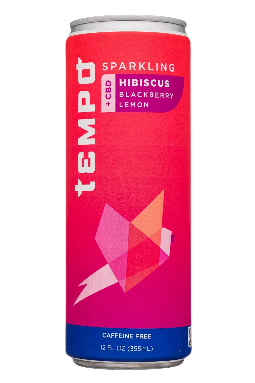 Hibiscus Blackberry Lemon CBD 25mg 2020