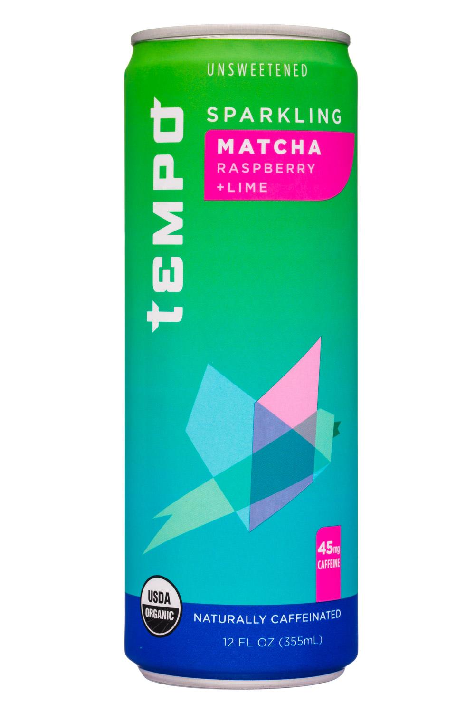 Matcha - Raspberry + Lime