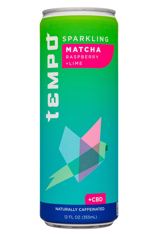 Matcha - Raspberry + Lime CBD 25mg 2020