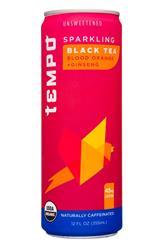 Black Tea - Blood Orange + Ginseng
