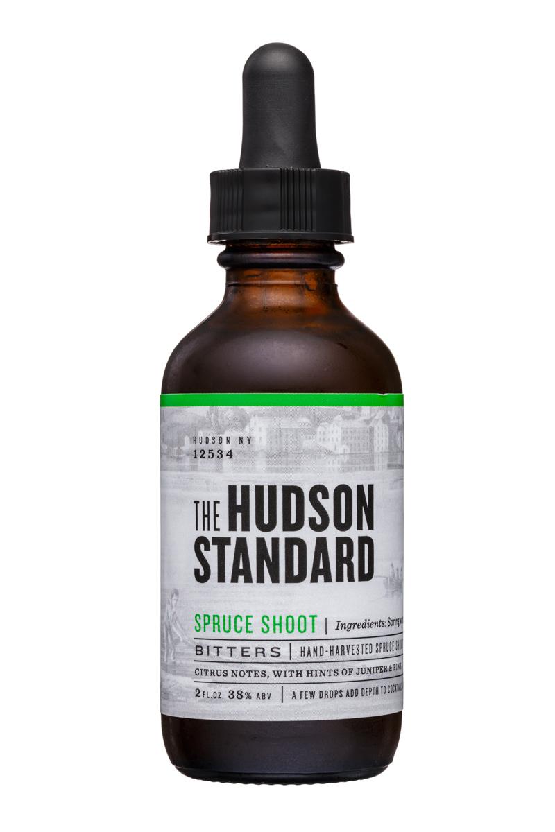 The Hudson Standard Bitters: HudsonStandard-2oz-Bitters-SpruceShoot