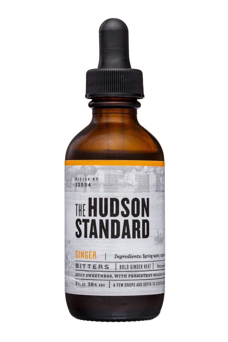 The Hudson Standard Bitters: HudsonStandard-2oz-Bitters-Ginger