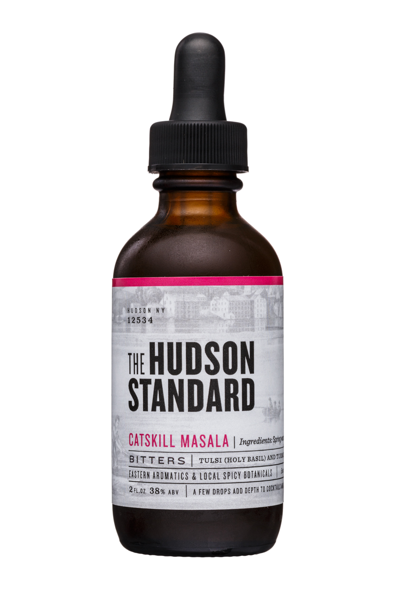 The Hudson Standard Bitters: HudsonStandard-2oz-Bitters-CatskillMasala
