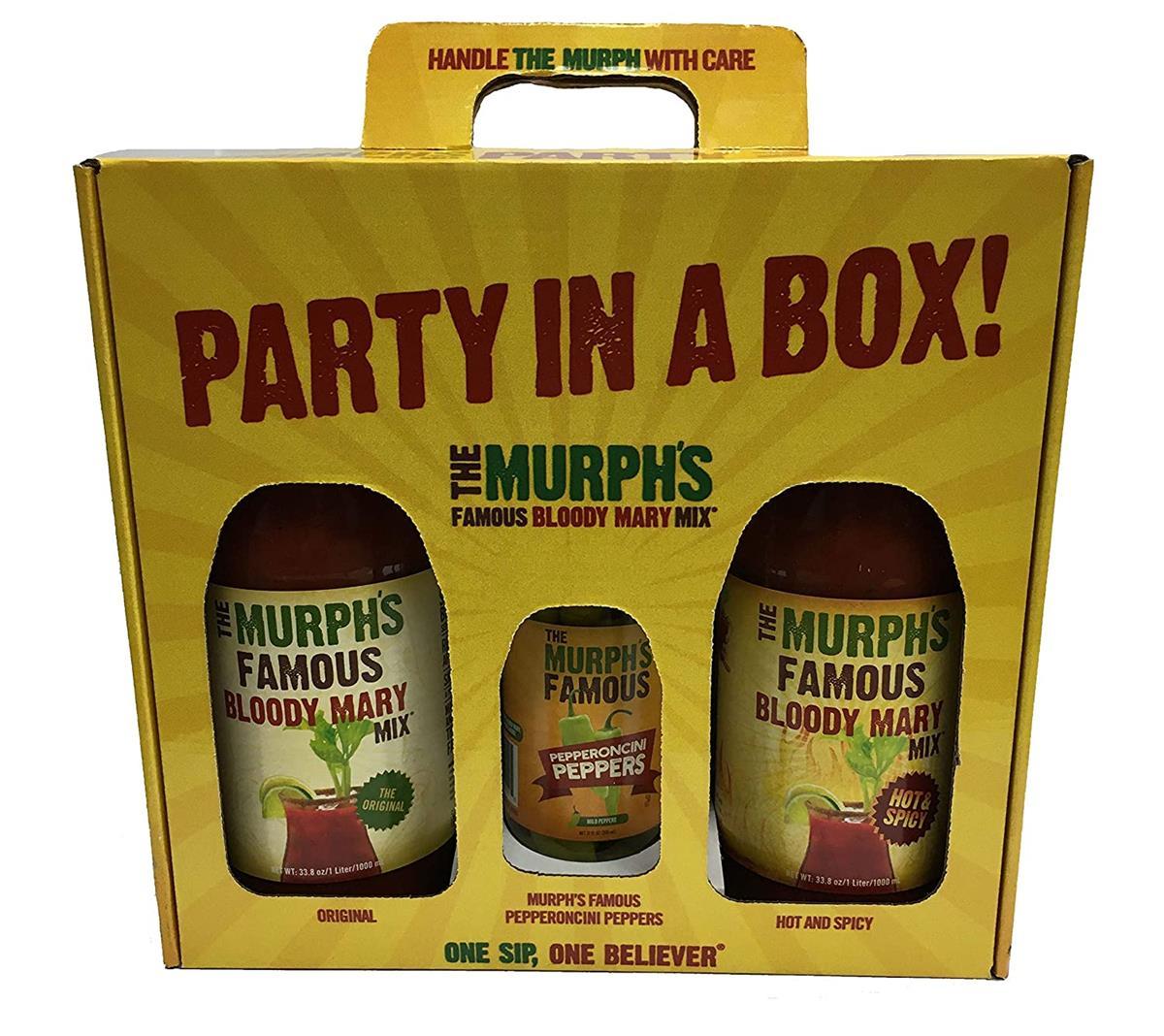 The Murph's Famous Bloody Mary Mix: 91-SuoD2DpL _SL1500_