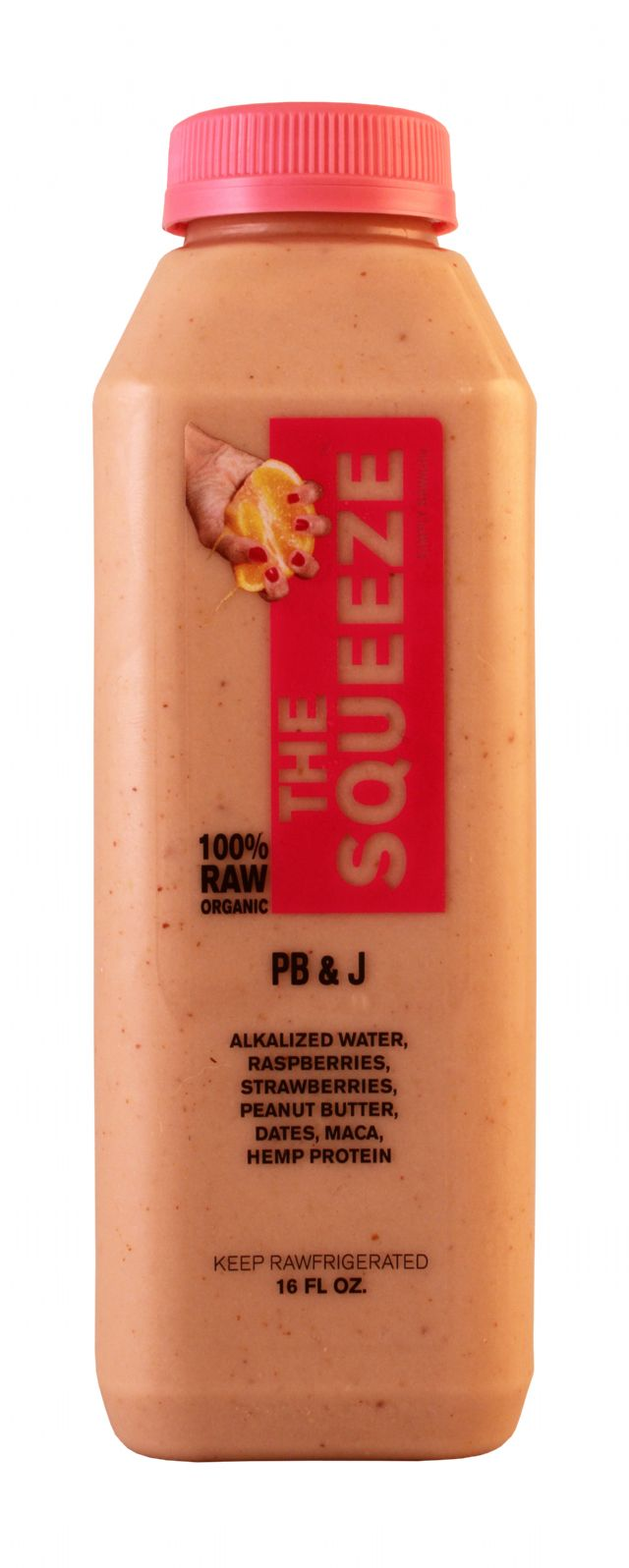 The Squeeze: TheSqueeze PBJ Front