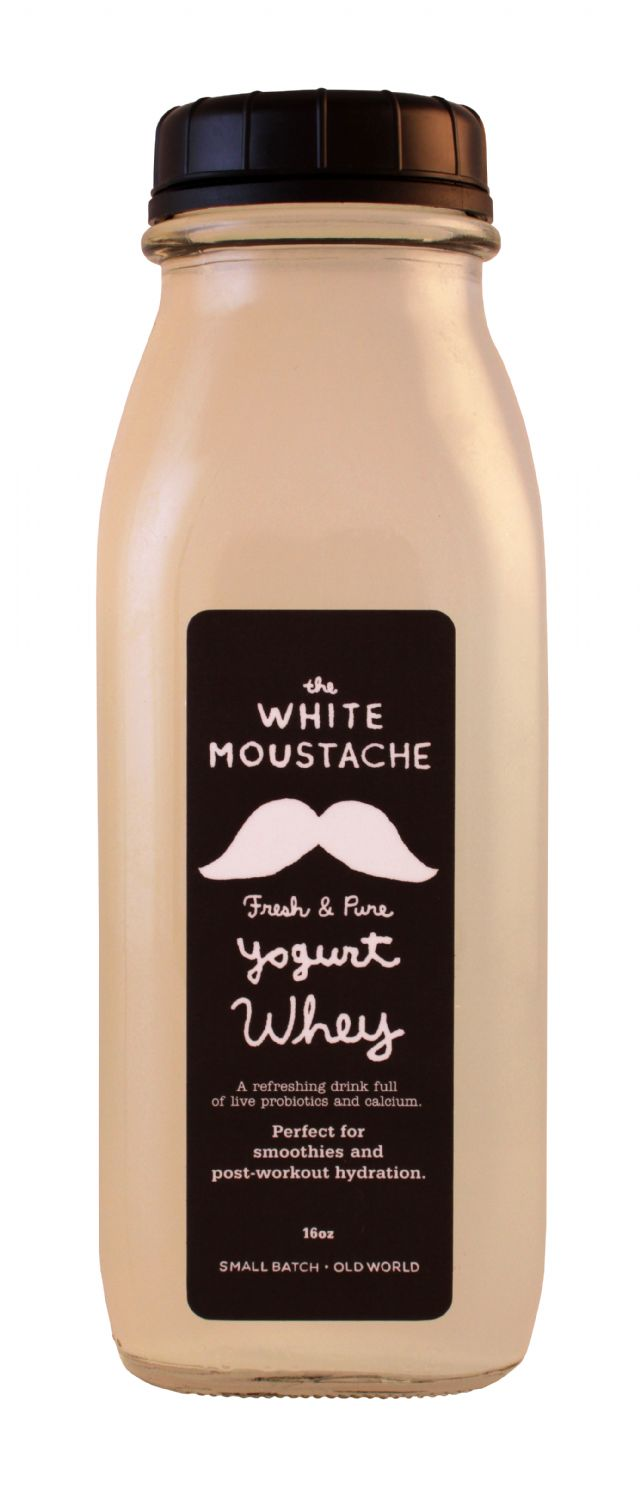 The White Moustache: WhiteMoustache Original Front