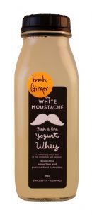 The White Moustache: WhiteMoustache Ginger Front