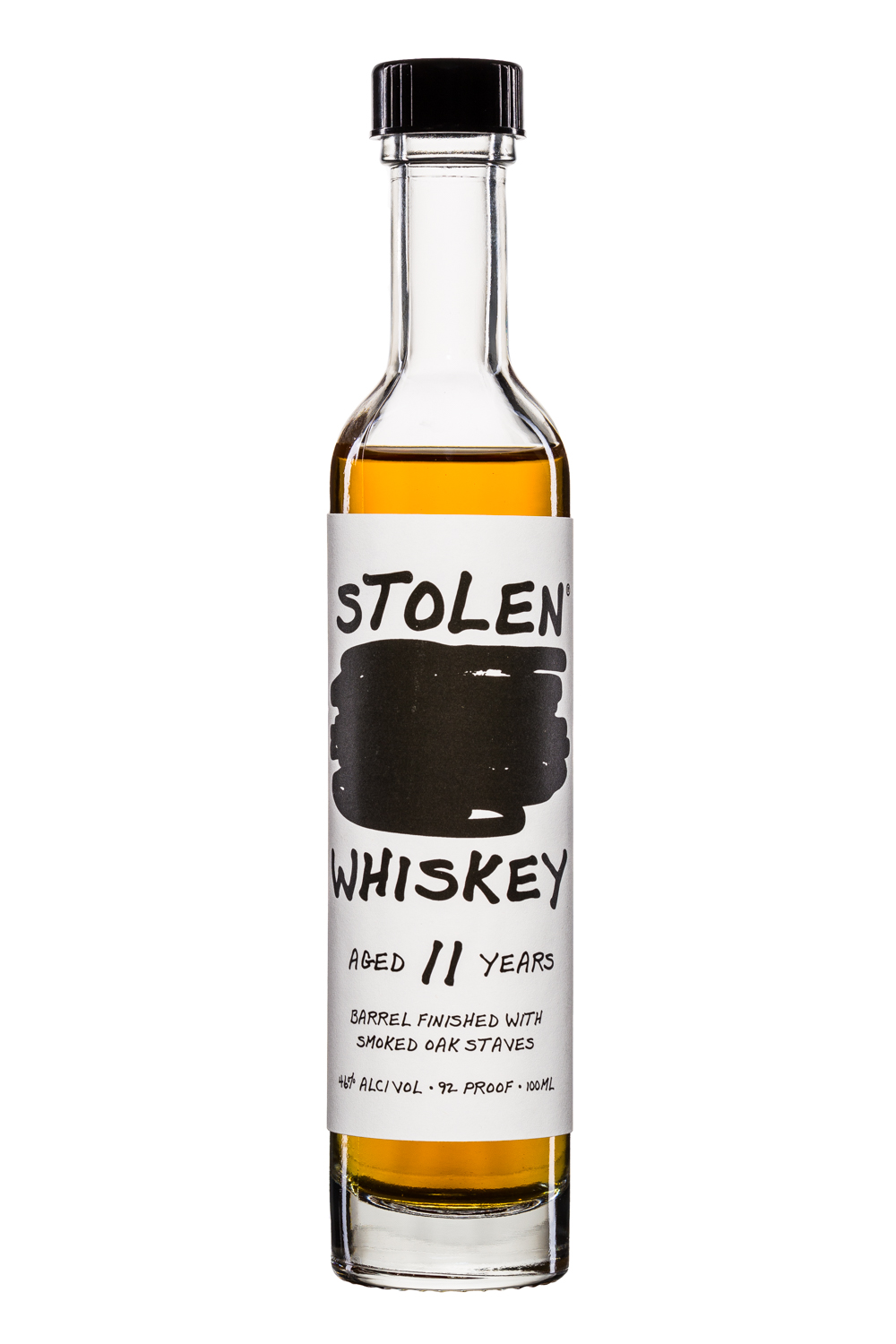 This is Stolen: StolenWhiskey-100ml