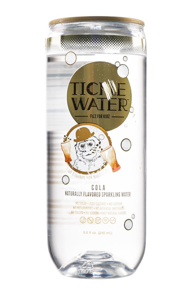 Tickle Water: TickleWater-Cola-Front