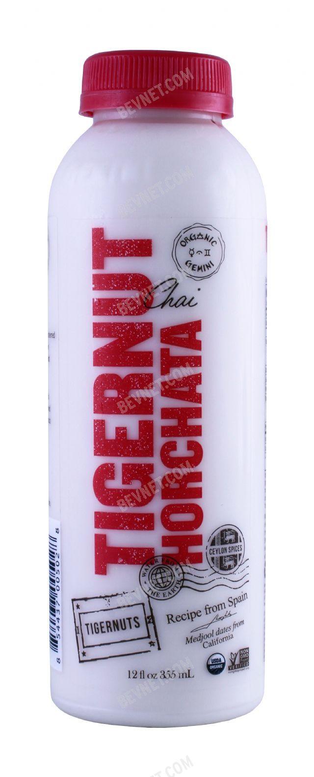 Tigernut Horchata: