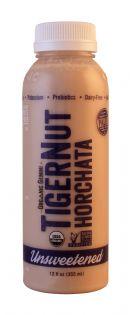 Tigernut Horchata: TigerNUT Unsweet Front