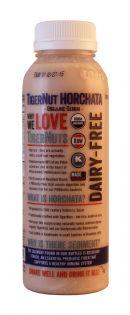 Tigernut Horchata: TigerNUT Unsweet SIde