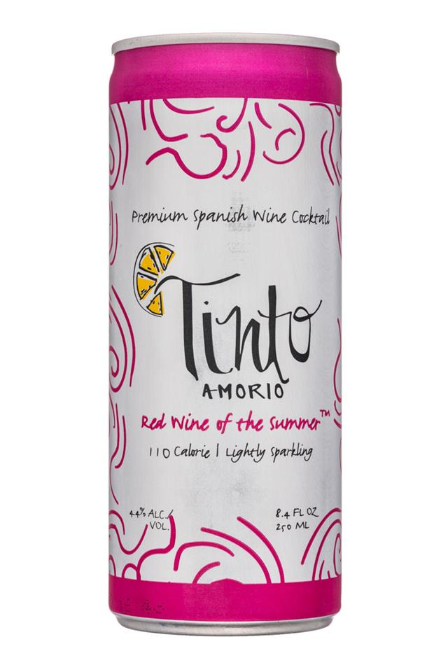 Tinto Amorio: TintoAmorio-8oz-RedWineSummer-Front