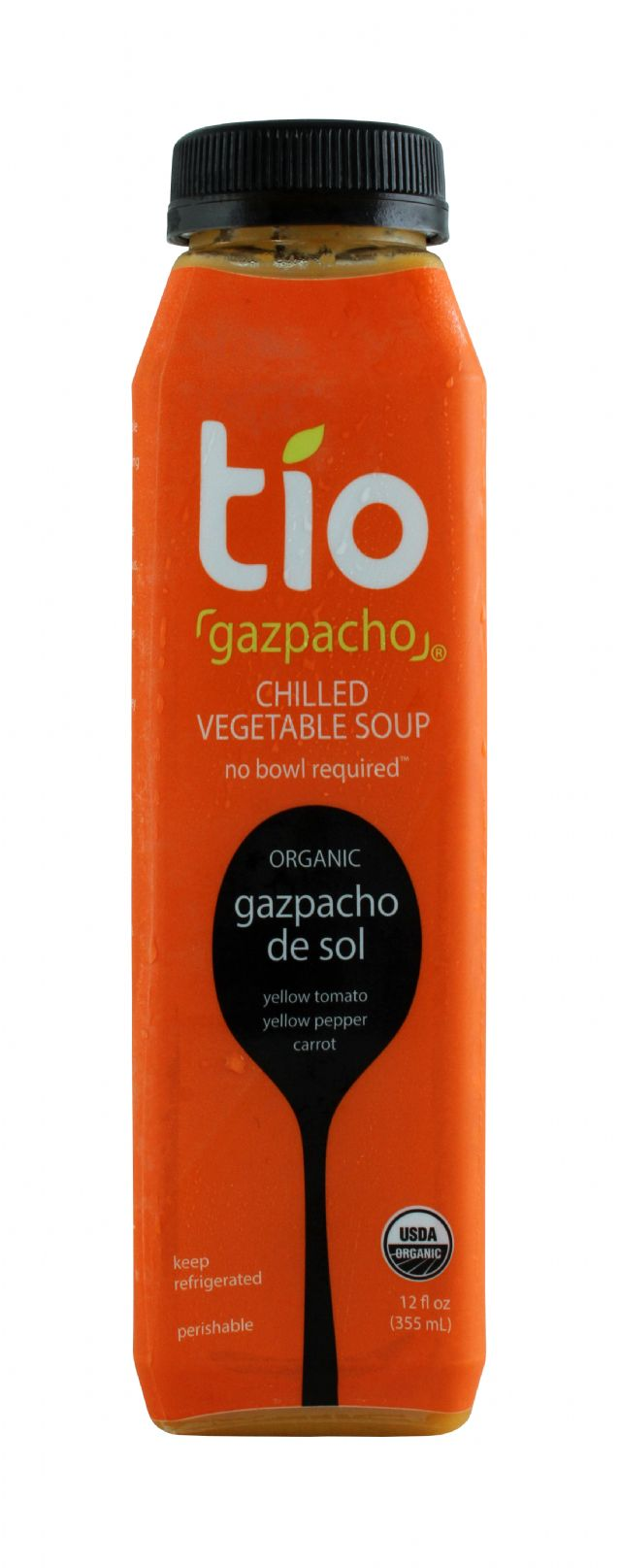 Tio Gazpacho: Tio Sol Front