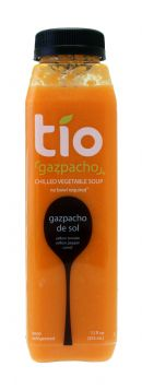 Tio Gazpacho: Tio DeSol Front