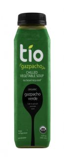 Tio Gazpacho: Tio Verde Front
