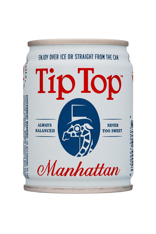 Tip Top Cocktails: TipTop-WeeCan-Cocktail-Manhattan