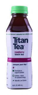 Titan Tea: TitanTea Raspberry Front