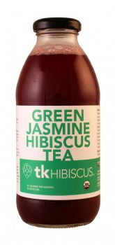 Green Jasmine Hibiscus Tea