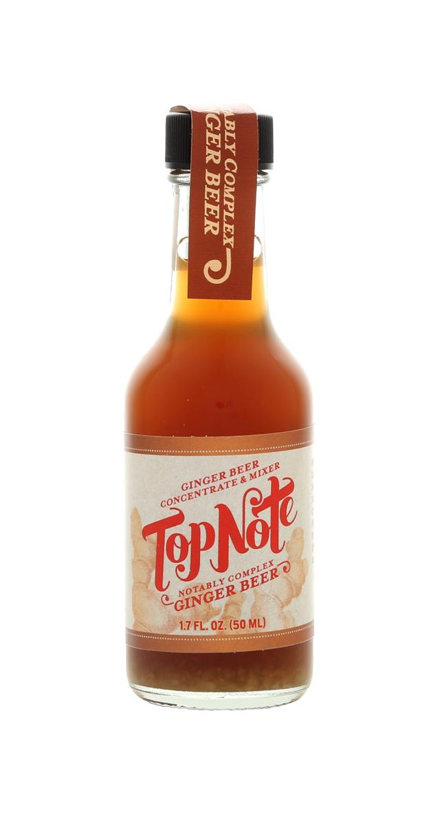 Top Note Tonics: TopNote GingerBeer Front