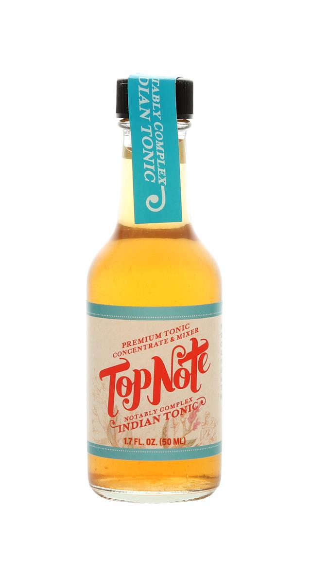 Top Note Tonics: TopNote IndianTonic Front
