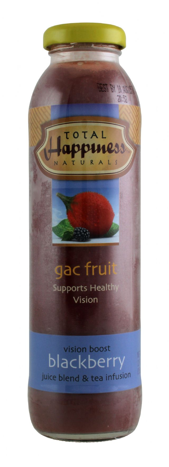 Total Happiness Naturals: TotalHappiness Blackberry Front