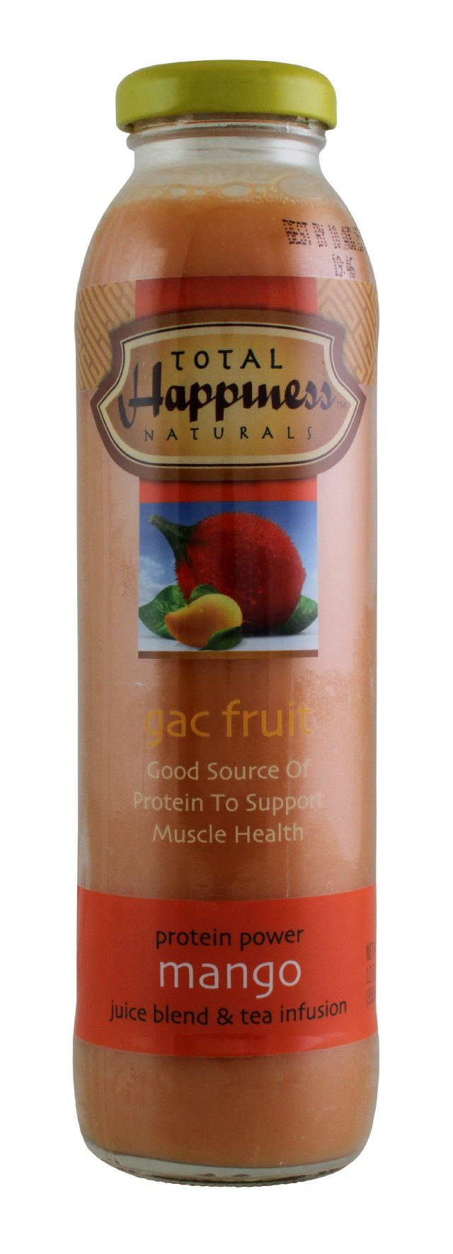 Total Happiness Naturals: TotalHappiness Mango Front
