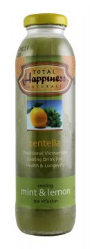 Total Happiness Naturals: TotalHappiness MintLem Front