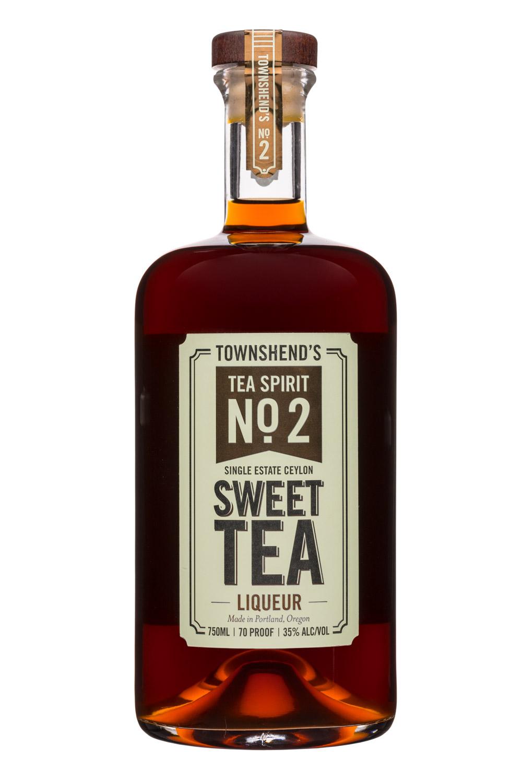 Townshend's Distillery: Townshends-750ml-TeaLiqueur-No2